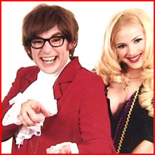 Austin Powers Lookalikes